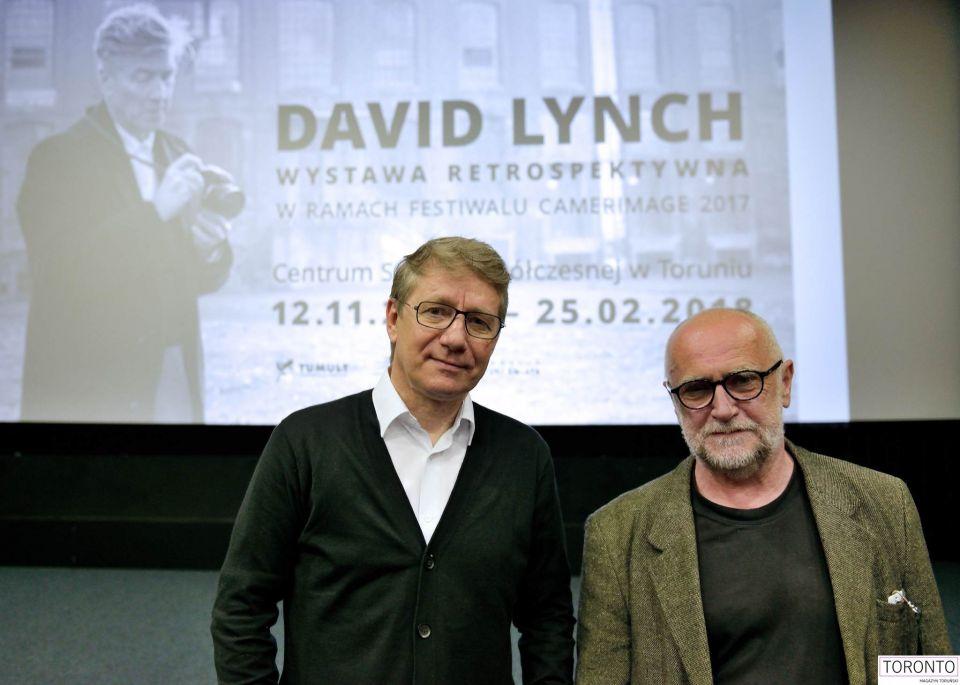 David Lynch w toruńskim CSW!