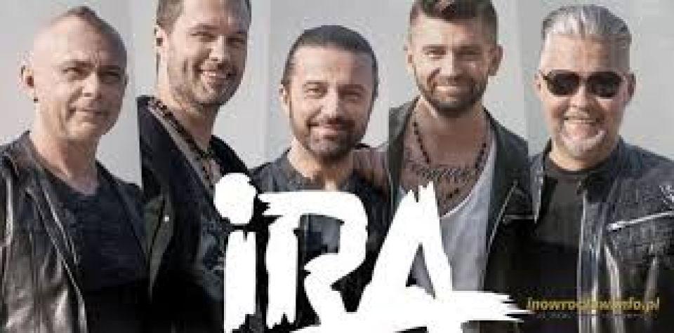 Koncert IRA dawniej i dziś