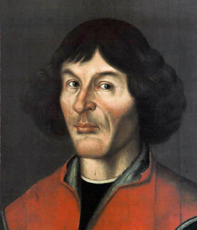 Wernisaż  Kopernik w ratuszu